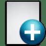 Files-New-File icon