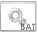 Bat file icon