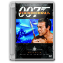 James Bond Thunderball icon