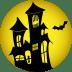 Haunted-house icon