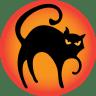 Black-cat icon