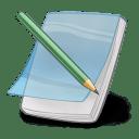 Note edit icon