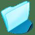 Folder-blue-normal icon