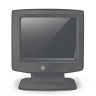 System-monitor-off icon
