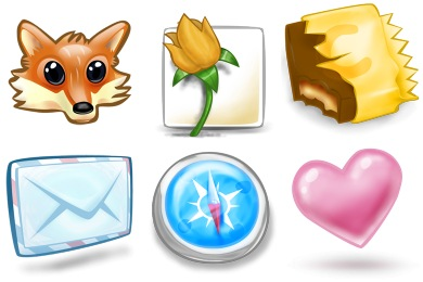 Colobrush Icons