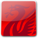 Liverbird-Button icon