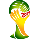 World Cup 2014 Brasil icon