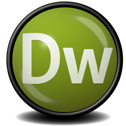 Dreamweaver CS 3 icon