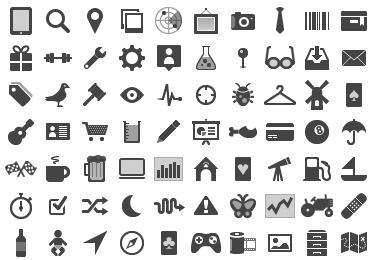 Glyphish Icons