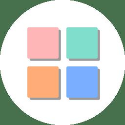 Code blocks icon