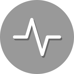 Utilities system monitor icon