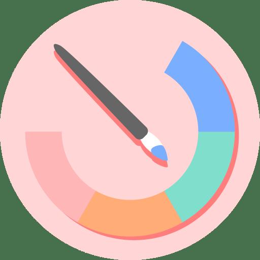 Calligra-krita icon