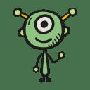 Alien 4 icon
