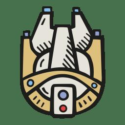 Space ship 2 icon