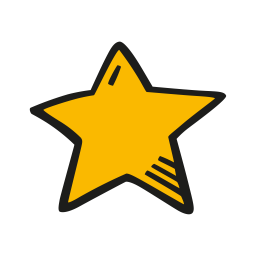 Star Icon Free Space Iconset Good Stuff No Nonsense