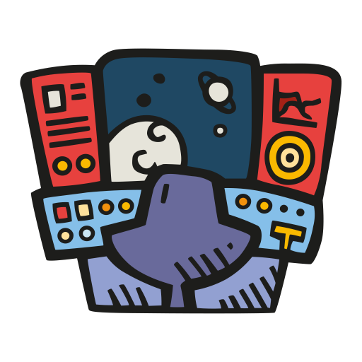 Mission-control icon