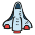 Space-shuttle icon