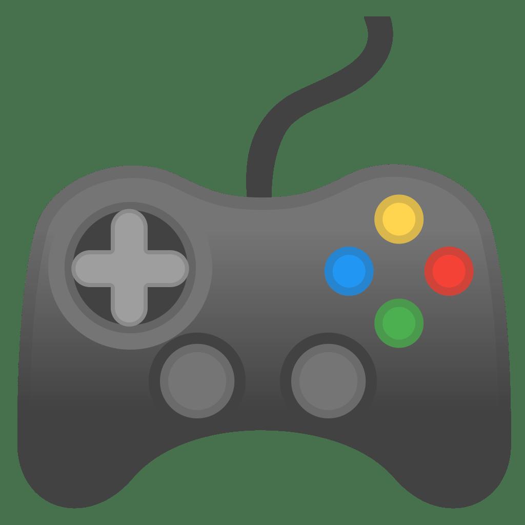 Video game Icon   Noto Emoji Activities Iconset   Google
