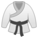 Martial arts uniform icon