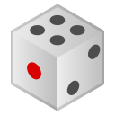 Game die icon