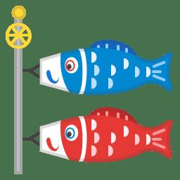 Carp streamer icon