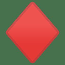 Diamond suit icon