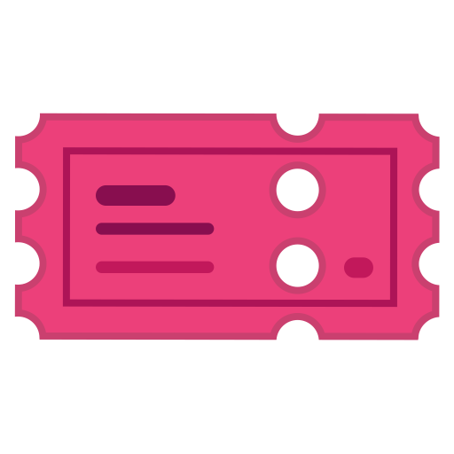 52722-ticket icon