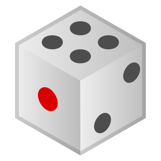 Game die icon