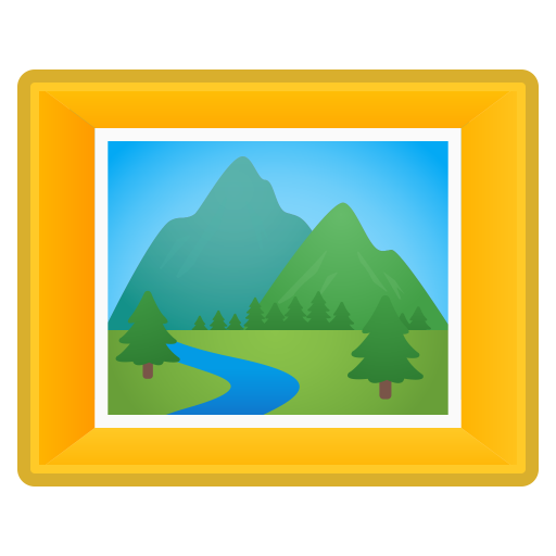52783-framed-picture icon