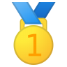 52727-1st-place-medal icon