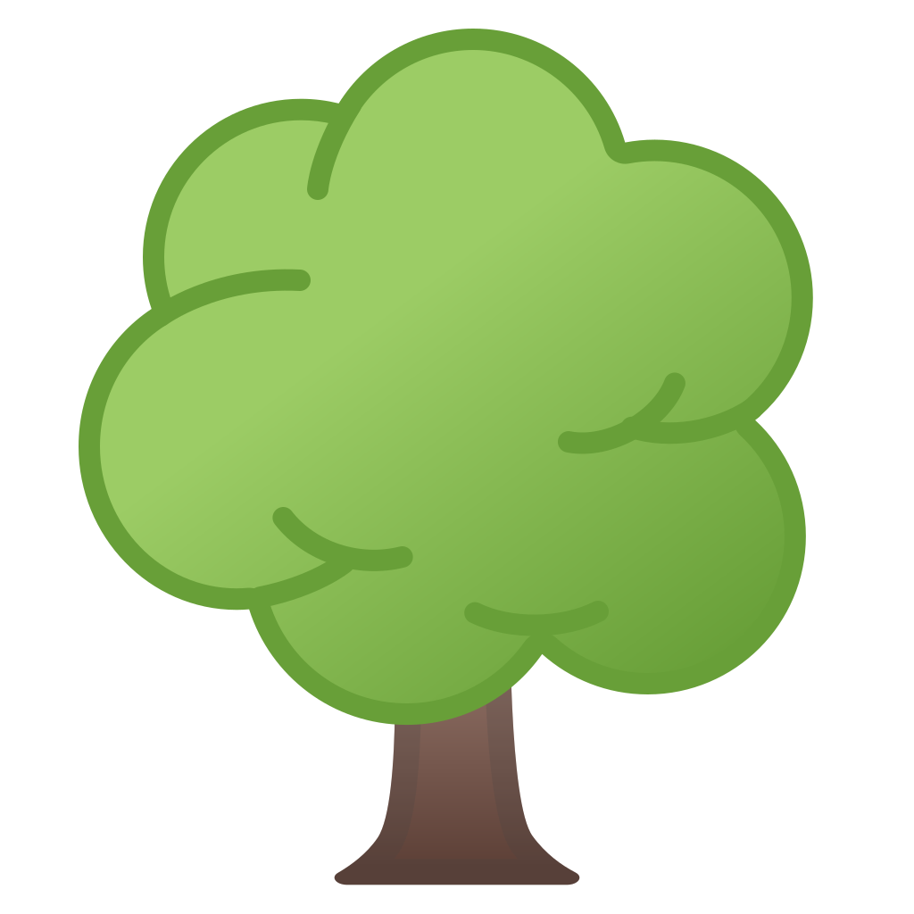 Deciduous Tree Icon Noto Emoji Animals Nature Iconset Google Download free cartoon tree vector set vectors and other types of cartoon tree vector set graphics and clipart at freevector.com! deciduous tree icon noto emoji