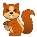 Chipmunk icon