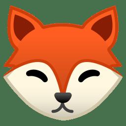 Fox Face Icon Noto Emoji Animals Nature Iconset Google