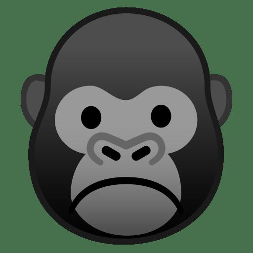 22213-gorilla icon