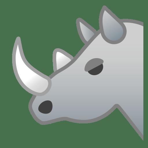 22247-rhinoceros icon