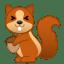 Chipmunk icon