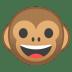 22211-monkey-face icon