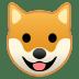 22214-dog-face icon