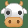22231-cow-face icon