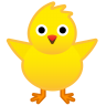 22270-front-facing-baby-chick icon