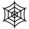 22313-spider-web icon