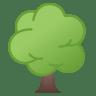22330-deciduous-tree icon