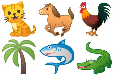 Noto Emoji Animals Nature Icons