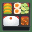 Bento box icon