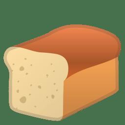 Bread Icon Noto Emoji Food Drink Iconset Google