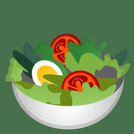 Green salad icon