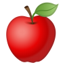 32349-red-apple icon