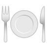 32446-fork-and-knife-with-plate icon