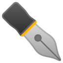 Black nib icon