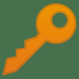 Key Icon Noto Emoji Objects Iconset Google